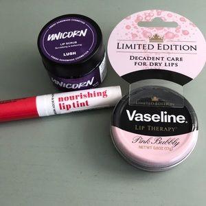 New Lip Care Bundle